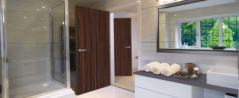 wash-room-wood-door